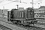 "Deutz 46981 - DB ""236 233-3"" 21.06.1968 - Hannover, HauptbahnhofDr. Werner Söffing"