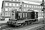 "Deutz 46981 - DB ""236 233-3"" 01.06.1969 - Hannover, HauptbahnhofDr. Werner Söffing"
