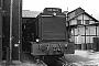 """Deutz 47012 - DB """"236 234-1"""" 31.07.1975 - Wuppertal-Steinbeck, BahnbetriebswerkMartin Welzel"""