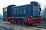 """Deutz 47154 - VBV """"V 36 225"""" 13.04.1985 - Wittingen, OHE-BahnhofIngmar Weidig"""