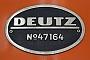 """Deutz 47164 - SWB """"101"""" 12.09.2013 - Bonn-BeuelFrank Glaubitz"""