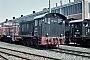 """Deutz 55102 - DB """"236 124-4"""" 09.05.1979 - Bremen, AusbesserungswerkNorbert Lippek"""