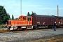 """Deutz 55774 - WLE """"VL 0601"""" 23.07.1980 - Borken (Westfalen)Ludger Kenning"""