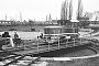 """Deutz 55775 - RLG """"D 55"""" 11.03.1979 - Lippstadt, Bahnbetriebswerk Stirper StraßeChristoph Beyer"""