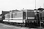"""Deutz 56288 - WLE """"VL 0634"""" 21.10.1979 - Lippstadt, BahnbetriebswerkMichael Hafenrichter"""