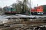 """Deutz 56288 - WLE """"VL 0634"""" 27.03.1979 - Lippstadt, Bahnbetriebswerk Stirper Str.Friedrich Beyer"""