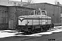 """Deutz 56435 - Hafenbahn Offenbach """"2"""" 17.03.1987 - Offenbach, HafenDr. Günther Barths"""