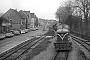 """Deutz 56594 - WLE """"VL 0631"""" 18.02.1981 - Lippstadt, Bahnhof Lippstadt NordChristoph Beyer"""