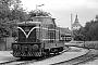 """Deutz 56594 - WLE """"VL 0631"""" 07.06.1984 - Lippstadt, Bahnbetriebswerk Stirper StraßeChristoph Beyer"""