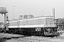 """Deutz 56595 - WLE """"VL 0632"""" 27.10.1979 - Lippstadt, GüterbahnhofChristoph Beyer"""
