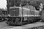 """Deutz 56595 - WLE """"VL 0632"""" 18.09.1983 - Lippstadt, WLE BahnbetriebswerkDietrich Bothe"""