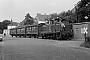 """Deutz 56702 - DB """"260 324-9"""" __.07.1978 - Brackwede, BahnhofsvorplatzHelmut Beyer"""