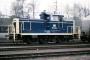 """Deutz 56706 - DB """"360 303-2"""" 05.04.1989 - HelmstedtHeinrich Hölscher"""