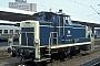 """Deutz 56706 - DB """"360 303-2"""" 06.06.1993 - BraunschweigWerner Brutzer"""