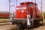 """Deutz 56706 - DB Cargo """"360 303-2"""" 31.05.2001 - Lehrte, BetriebshofGeorge Walker"""