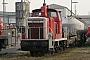 """Deutz 56714 - EfW """"360 311-5"""" 21.12.2004 - Mannheim, Railion BetriebshofErnst Lauer"""
