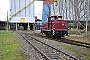 "Deutz 56715 - BLG Railtec ""260 312-4"" 14.02.2016 - Chemnitz, Heizkraftwerk NordRonny Meyer"