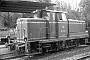 """Deutz 56721 - DB """"260 318-1"""" __.06.1973 - Löhne (Westfalen), BahnhofKlaus Görs"""