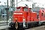 """Deutz 56726 - Railion """"362 391-5"""" 28.09.2003 - Halle, HauptbahnhofKlaus Görs"""