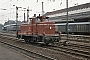 "Deutz 56727 - DB ""260 392-6"" 13.06.1980 - Bremen, HauptbahnhofNorbert Lippek"