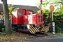 Deutz 56735 - Denkmal 12.09.2004 - Kevelaer, BahnhofArnim von Herff
