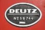 """Deutz 56744 - GE """"V 2"""" 07.10.2007 - KrümmelGunnar Meisner"""