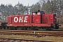 """Deutz 57100 - OHE """"120071"""" 04.03.2011 - Celle, OHE-RangierbahnhofBerthold Hertzfeldt"""