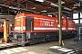 """Deutz 57190 - WLE """"44"""" 11.07.2015 - Lippstadt, Bahnbetriebswerk Stirper StraßeHarald Belz"""