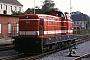 """Deutz 57190 - WLE """"VL 0644"""" 13.09.1989 - BeckumDietrich Bothe"""