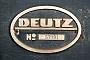 """Deutz 57191 - DIE-LEI """"DLI 120 57 191"""" 03.01.2009 - OpladenFrank Glaubitz"""