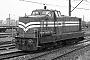 """Deutz 57191 - KBE """"V 35"""" 17.09.1980 - KendenichDietrich Bothe"""