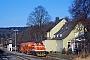 "Deutz 57419 - WLE ""36"" 17.12.1997 - Warstein, BahnhofIngmar Weidig"