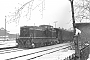"Deutz 57419 - WLE ""VL 0636"" 05.04.1970 - Brilon, Bahnhof Brilon StadtHelmut Beyer"