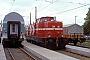 """Deutz 57471 - HGK """"DH 36"""" 11.06.1995 - WesselingWerner Brutzer"""