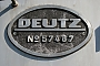 """Deutz 57487 - Benteler Rothrist  """"237 877-6"""" 20.09.2010 - RothristFrank Glaubitz"""