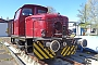 Deutz 57500 - CFL Cargo 24.04.2020 - Uetersen, OstbahnhofMattis Bohnsack
