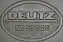 Deutz 57525 - Bundeswehr 25.08.2005 - Moers, Vossloh Locomotives GmbH, Service-Zentrum Rolf Alberts