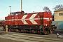 """Deutz 57541 - HGK """"DH 35"""" 19.01.1999 - Brühl-VochemWerner Brutzer"""