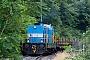 """Deutz 57541 - On Rail """"48"""" 04.07.2013 - Düsseldorf-Rath, V&M-AnschlussMartin Welzel"""