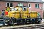"""Deutz 57625 - RWE Power """"471"""" 17.08.2003 - Moers, Vossloh Locomotives GmbH, Service-ZentrumRolf Alberts"""