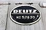 Deutz 57630 - Privat 20.10.2018 - Mannheim-Friedrichsfeld, HEMErnst Lauer