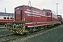 """Deutz 57649 - OHE """"200091"""" 13.04.1985 - Uelzen, BahnhofJoachim Lutz"""
