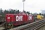 Deutz 57650 - OHE 05.01.2005 - Celle, Bahnhof NordCarsten Niehoff