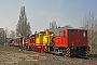 Deutz 57665 - Unirail 24.03.2012 - Krefeld-Linn, railtecPatrick Paulsen