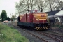 """Deutz 57670 - KFBE """"V 71"""" 06.05.1983 - Frechen, Anschlußbahn KaufhofFrank Glaubitz"""