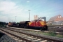 """Deutz 57671 - KFBE """"V 72"""" 09.08.1985 - Köln-Niehl, HafenbahnhofFrank Glaubitz"""
