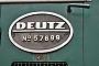"""Deutz 57699 - ODF """"2"""" 11.03.2012 - OsnabrückFrank Glaubitz"""