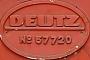 """Deutz 57720 - GEFER """"D D FMT RM 1681 E"""" 18.05.2013 - Milano Greco PirelliWalter Hanagarth"""