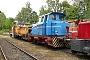 Deutz 57813 - EBO 03.08.2014 - Butzbach, Bahnhof NordJoachim Lutz
