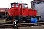 """Deutz 57871 - VTG """"5"""" 28.12.2002 - Duisburg-RuhrortArnim von Herff"""